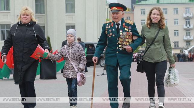Ветеран Леонид Мороз