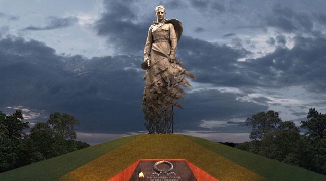 Макет памятника. Фото Российского исторического общества