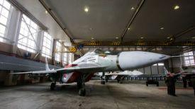 МиГ-29, переданный Сербии