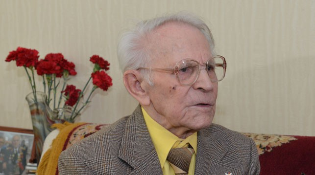 Петр Котельников. Фото посольства Беларуси в России