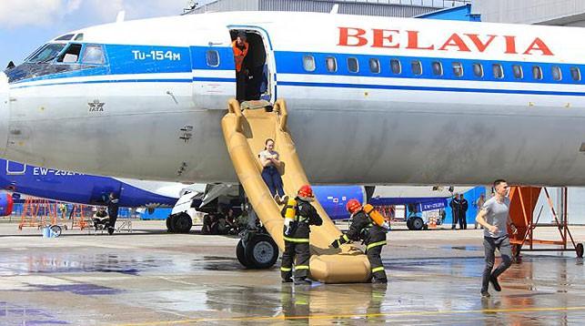 Фото официального сайта Национального аэропорта Минск