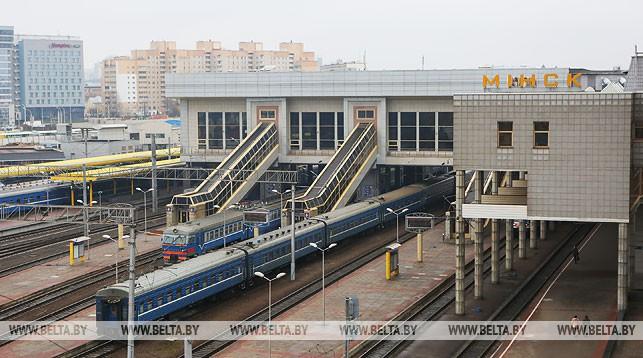 БЖД на время II Европейских игр назначила дополнительный поезд Брест-Варшава
