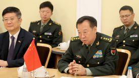 Ли Цзочэн. Фото Министерства обороны
