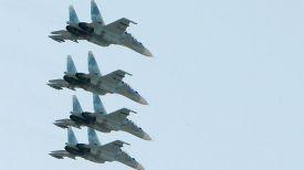 Су-30. Фото из архива