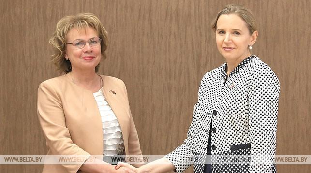 Марианна Щеткина и Александра Соловьева