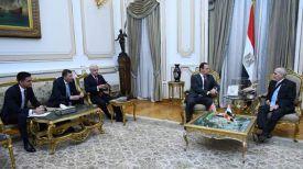 Фото посольства Беларуси в Египте
