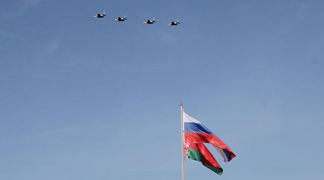 Фото Минобороны Беларуси