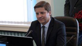 Иван Эйсмонт. Фото пресс-службы Исполнительного комитета СНГ