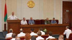Александр Конюк во время выступления. Фото Генпрокуратуры