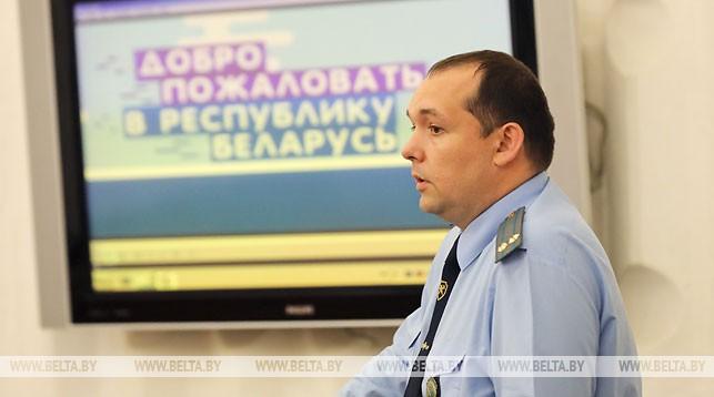 Андрей Большаков. Фото из архива