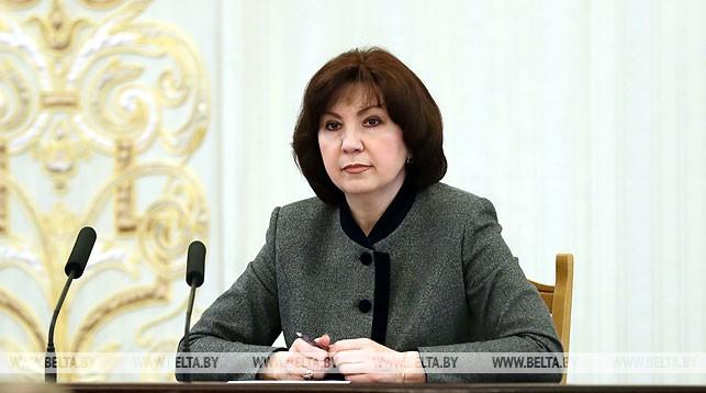 Глава Администрации Президента прокомментировала ситуацию с заводом АКБ под Брестом