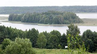 Вид на озера Струсто и Снуды. Фото из архива