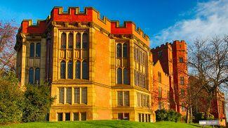Один из корпусов Университета Шеффилда (Великобритания)