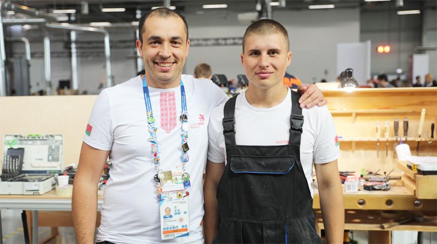 Дмитрий Растюшевский и Юрий Находько