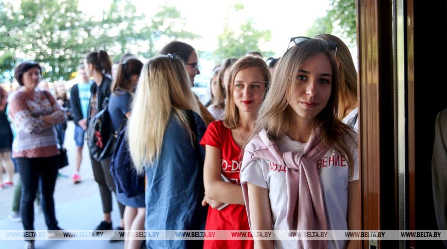 Работа минске студентов девушек как стать мировой моделью