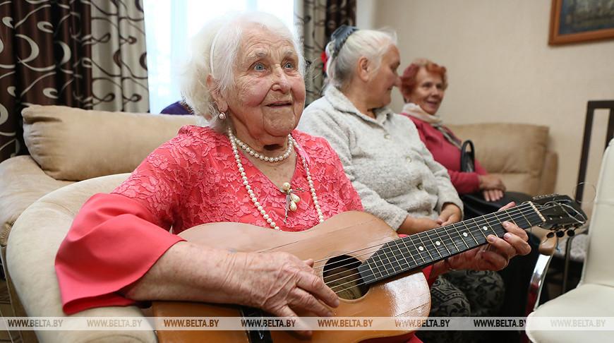 Новую схему финансирования домов-интернатов для престарелых и инвалидов опробуют в Беларуси