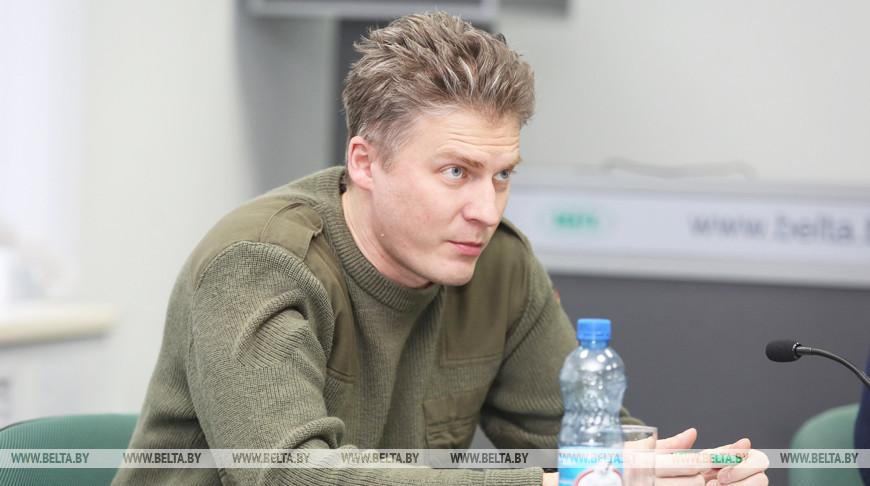 Александр Ситник. Фото из архива