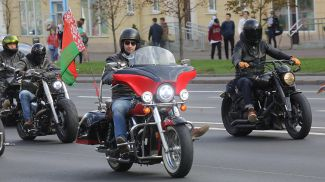 Рев моторов и эксклюзивные железные кони: H.O.G. Rally Minsk снова в столице