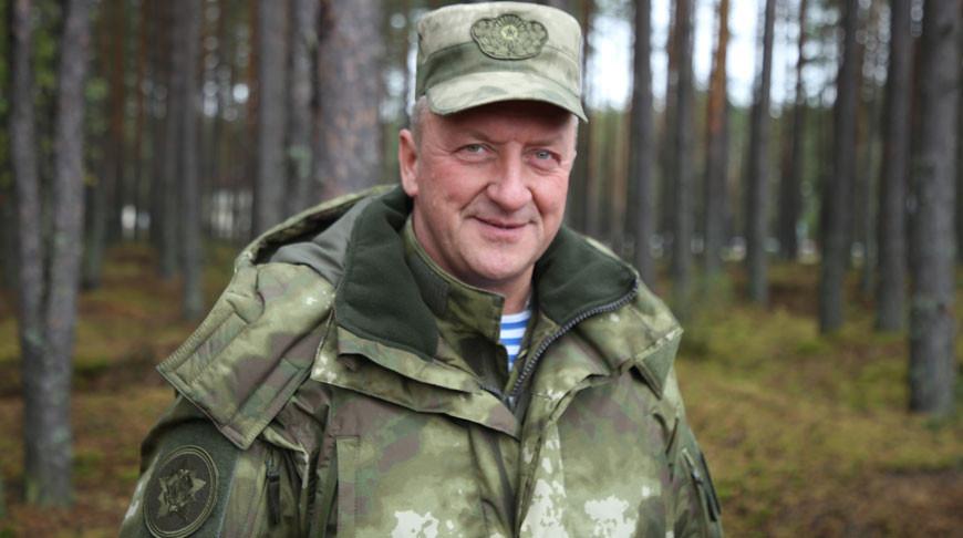 Олег Белоконев. Фото Минобороны