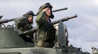 Андрей Равков. Фото Министерства обороны
