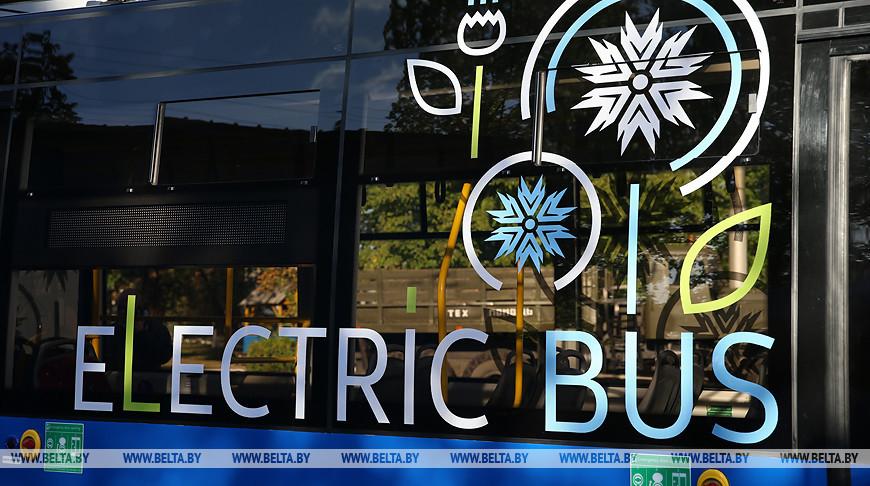 В Беларуси разрабатывается программа перехода общественного транспорта на электрический