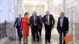 Представители украинских СМИ