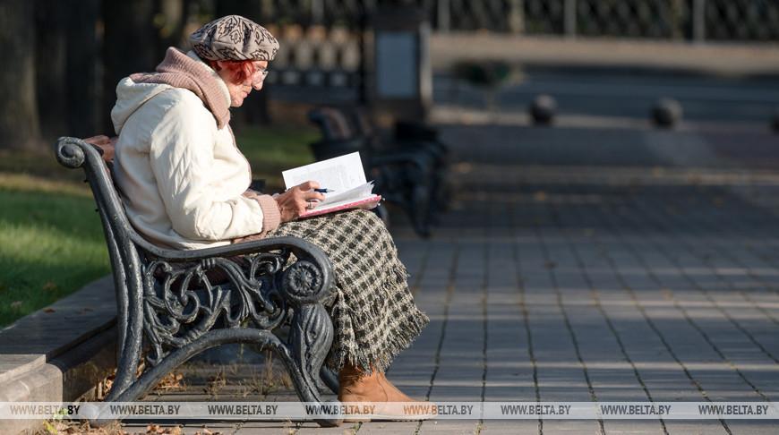 В Беларуси 15,2% населения старше 65 лет