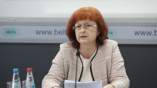 Ольга Мущинская. Фото из архива