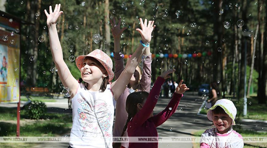 Около 725 тыс. белорусских детей планируется оздоровить в 2020 году