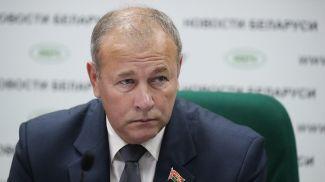 Сергей Бобриков. Фото из архива
