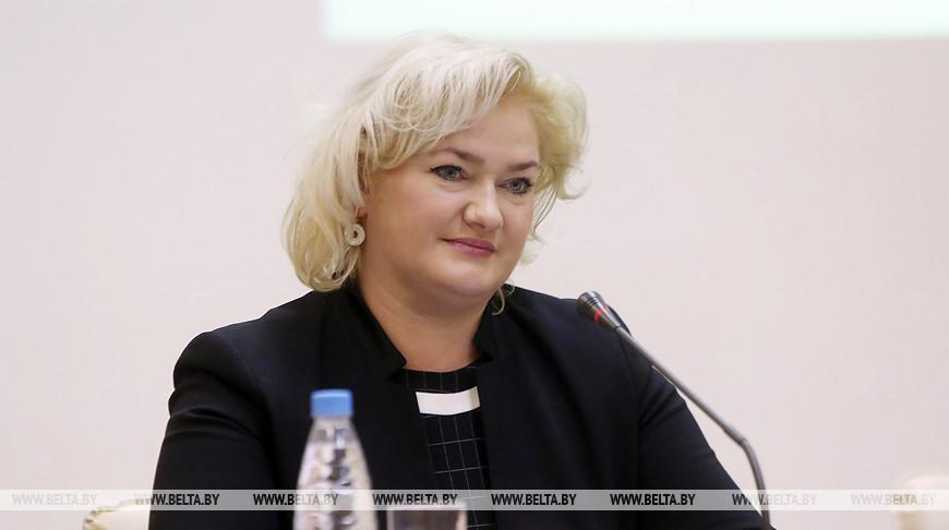 Ольга Самусевич. Фото из архива