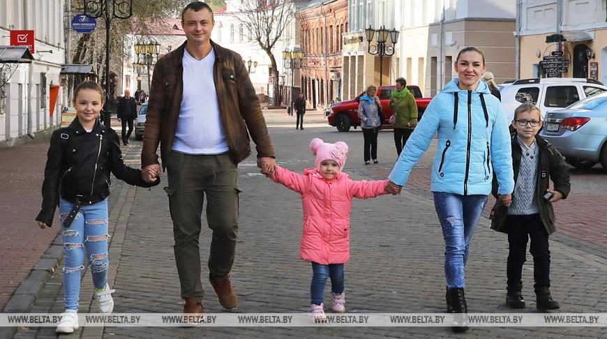 Депозиты на семейный капитал в Беларуси открыты почти на $756,2 млн
