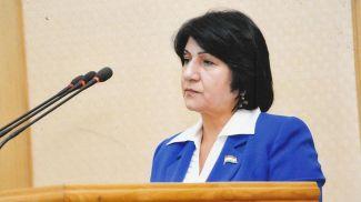 Мехринисо Бобобекова. Фото wp.com