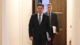 Заместитель премьер-министра Игорь Петришенко
