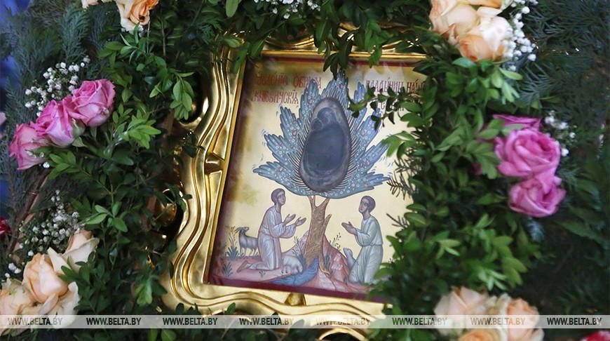Жировичская икона Божией Матери. Фото из архива