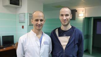 Владимир Андрущук и Андрей Буйко