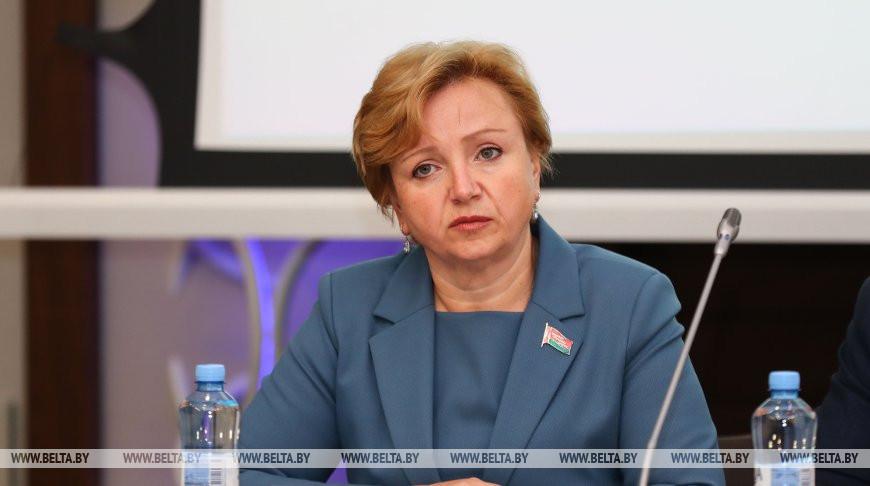 Ольга Мычко. Фото из архива