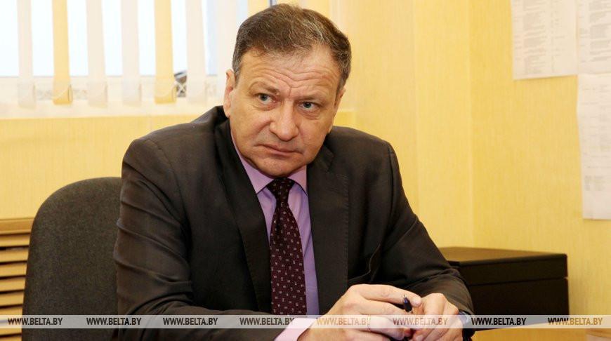 Виктор Николайкин. Фото из архива