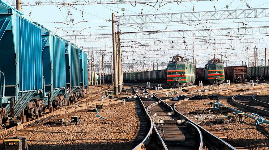 Белорусская железная дорога презентует свой потенциал в Швеции.