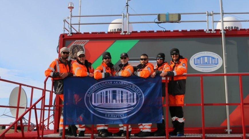 Белорусские полярники приступили к научным исследованиям в Антарктике