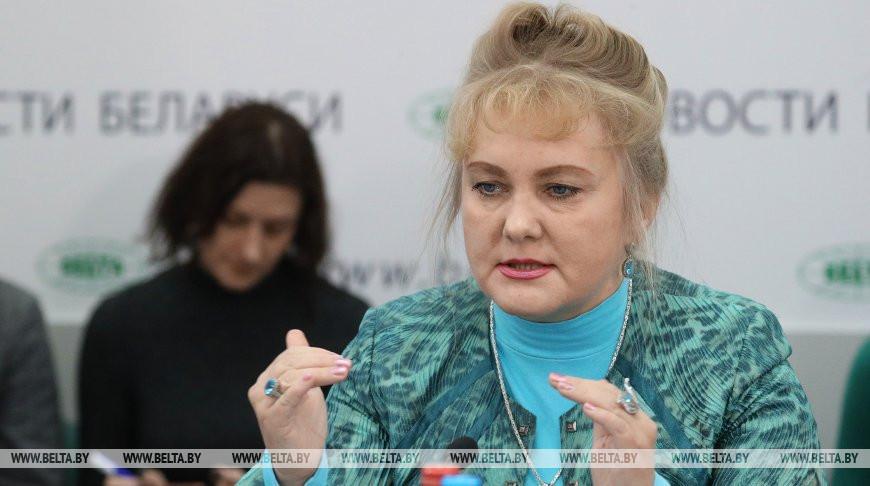 Светлана Паречина