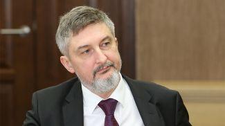 Артур Михальский. Фото из архива