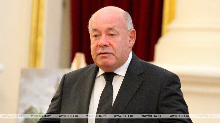 Михаил Швыдкой. Фото из архива