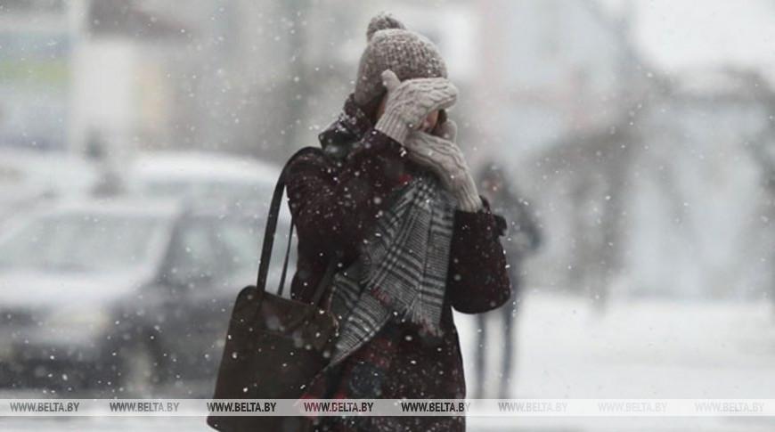 Мокрый снег и гололедица ожидаются местами по Беларуси 14 декабря. А в Бресте будет?