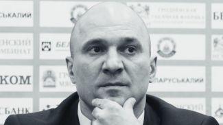 Владимир Цыплаков. Фото belarushockey.com