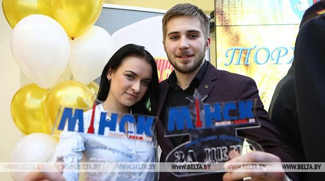 Елизавета Олешкевич и Илья Соколов