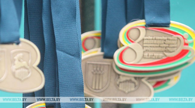 Медали. Фото из архива