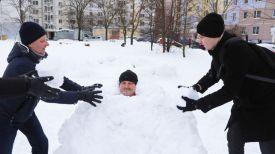 Станислав Шумяков устанавливает новый рекорд