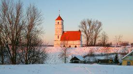 Спасо-Преображенская церковь в Заславле