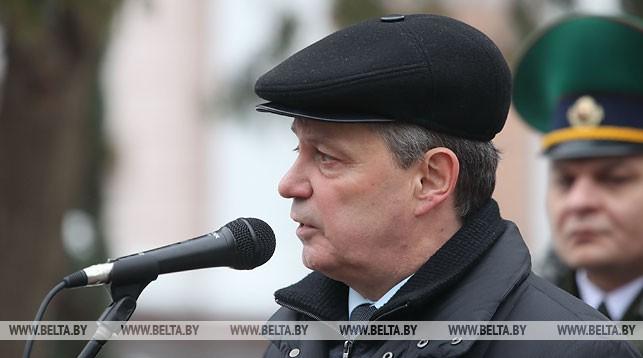 Петр Кириченко. Фото из архива